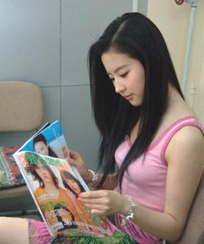 beautiful liu yifei photo 02