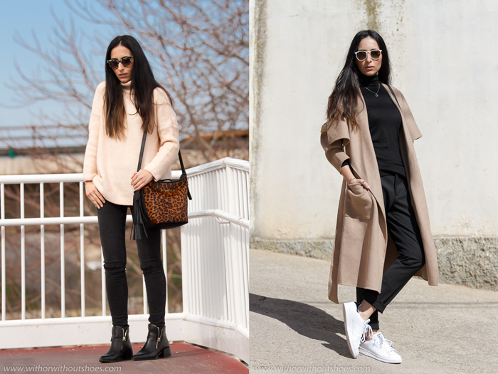 Looks comodos para diario de la blogger de moda withorwithoutshoes