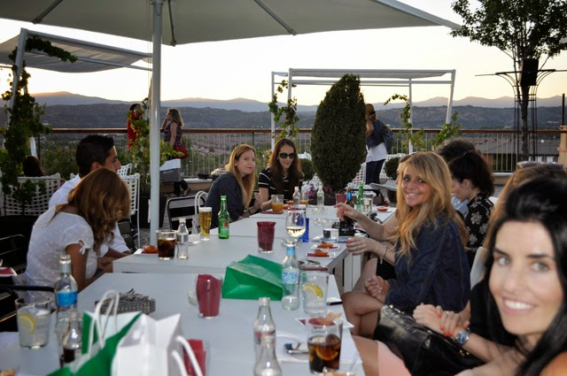 Bloggers Party Las Rozas Village Madrid