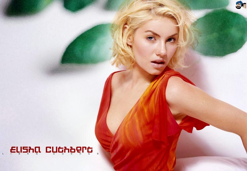 Elisha Cuthbert HD Wallpaper