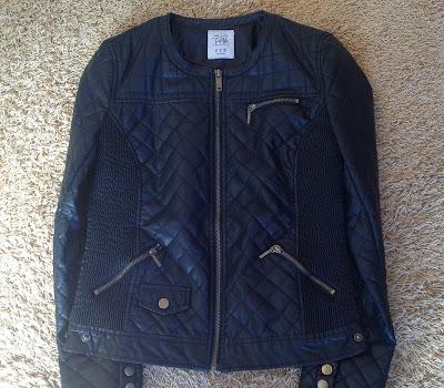 chaqueta zara estilo roquero, moda peru, lima fashion