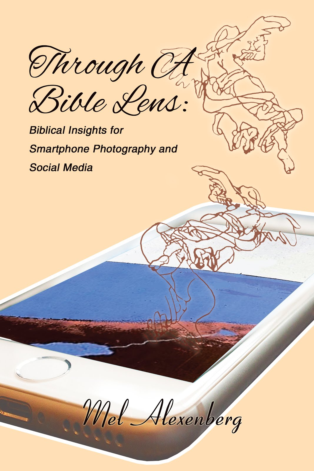 """Through a Bible Lens"" Book Cover"