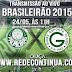 PALMEIRAS x GOIAS - 11hs - Brasileirão - 24/05/15