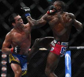 Full video replay of Machida vs Phil Davis