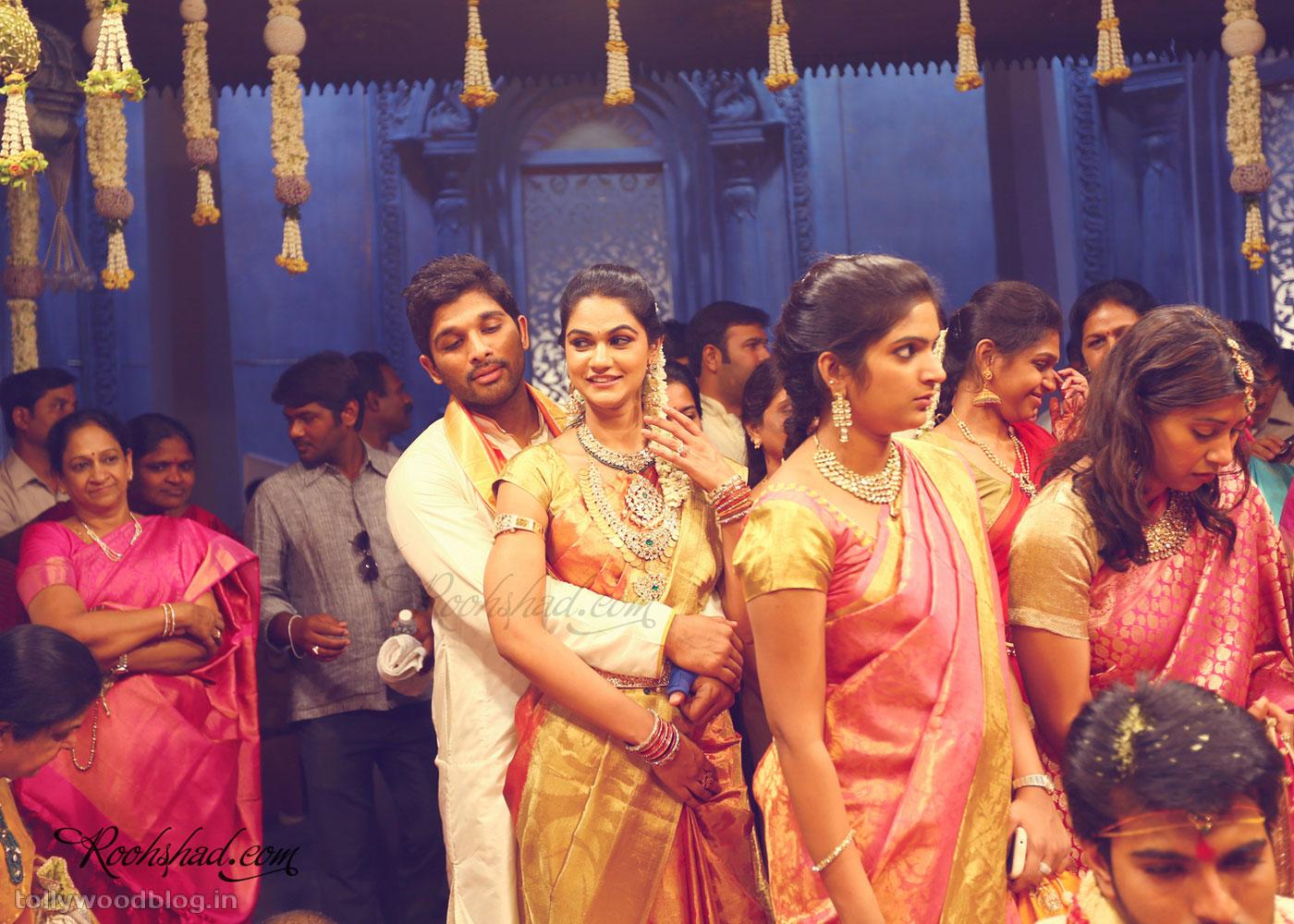 Ram Charan Marriage Photos Ram Charan Upasana Wedding