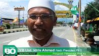 PRK Kuala Kangsar - Rayuan Undi YB Ust Idris Ahmad, Pengarah Pilihanraya PRK