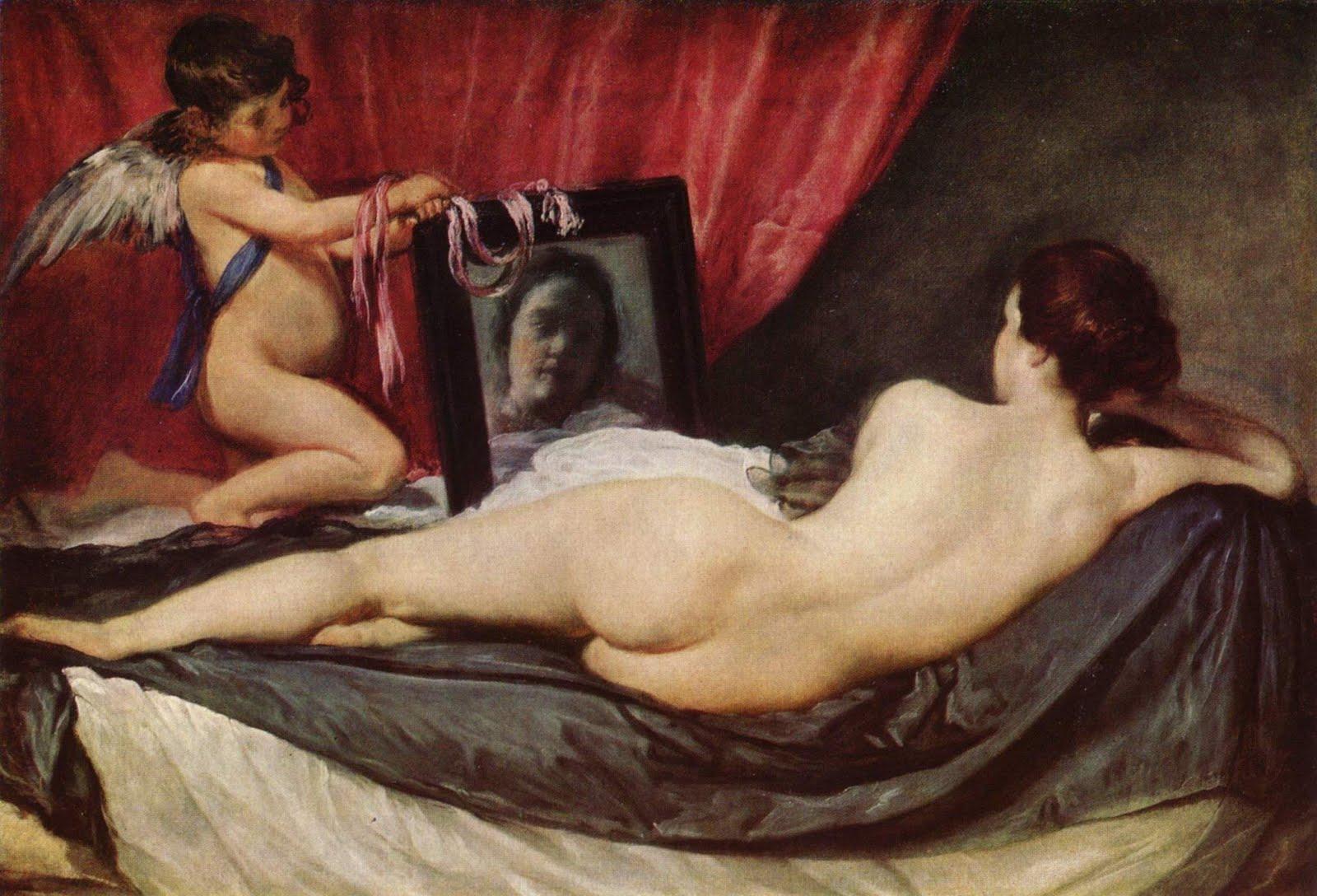 La Venus de Velázquez