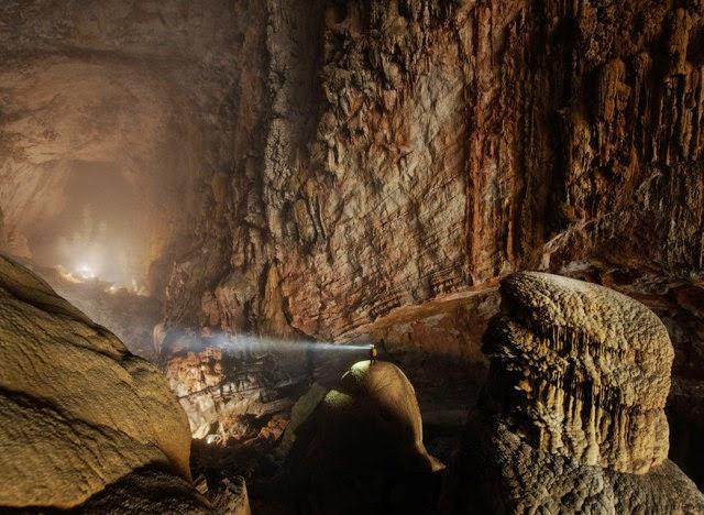 La grotta di Hang Son Doong