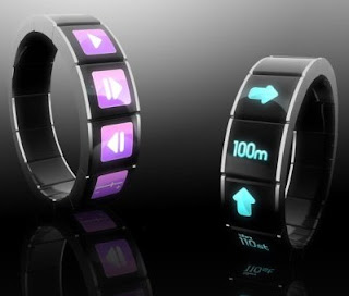 Fitur Jam Tangan Watch the Future Masa Depan