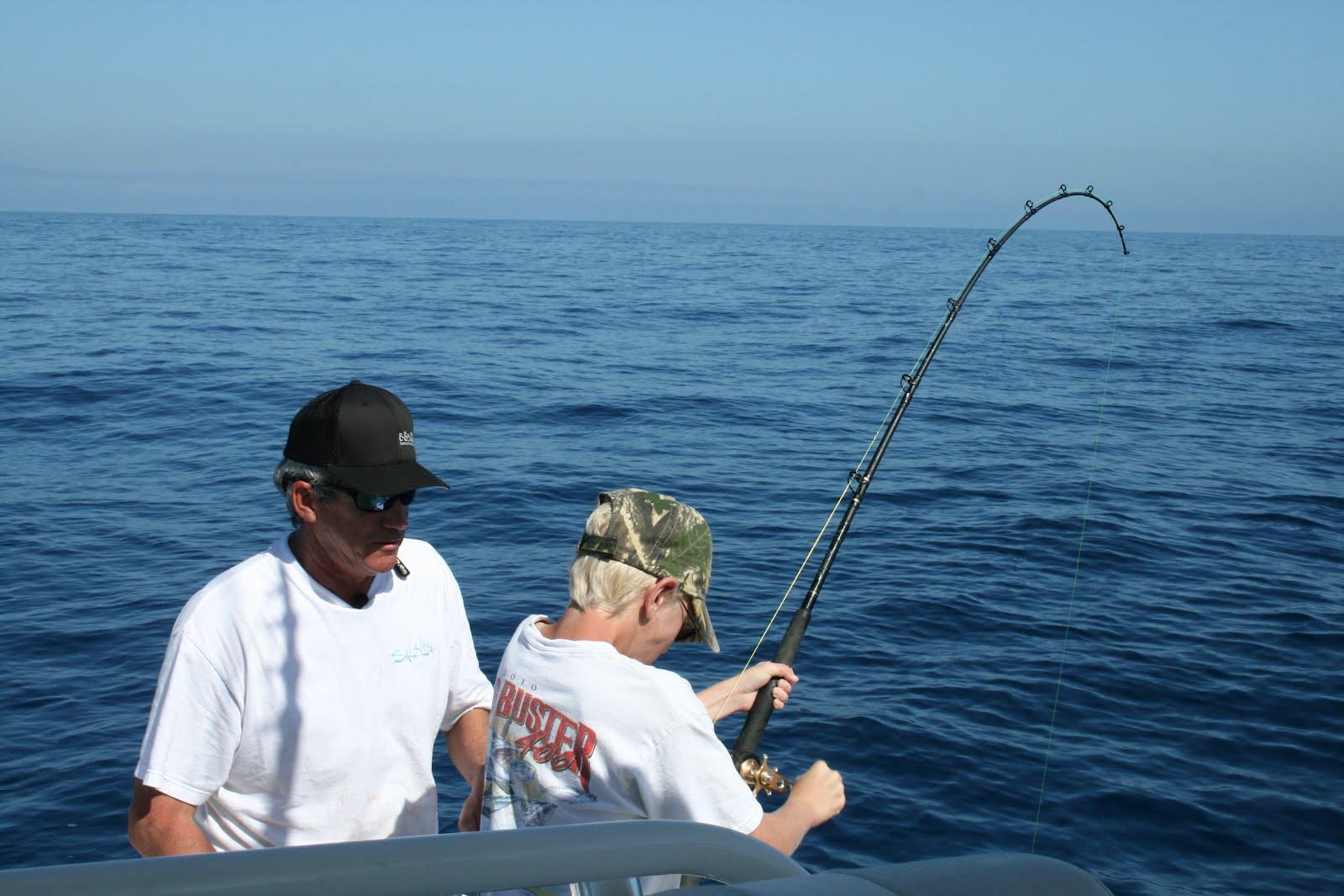 Salt life blog bottom fishing in tarpon springs for Tarpon springs fishing