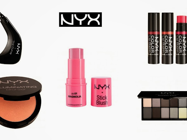 NYX : quels produits shopper ? (+Concours)