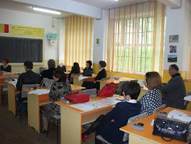 Cercul pedagogic nr. 1 al profesorilor de Istorie (Piatra Neamţ şi zona), sem. al II-lea, 6.05.2015