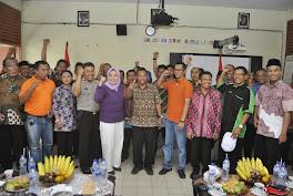 Pelantikan Pengurus RT dan RW 05 Periode 2015-2018