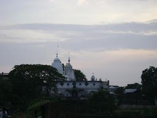 Chhatia Bata Temple, Odisha