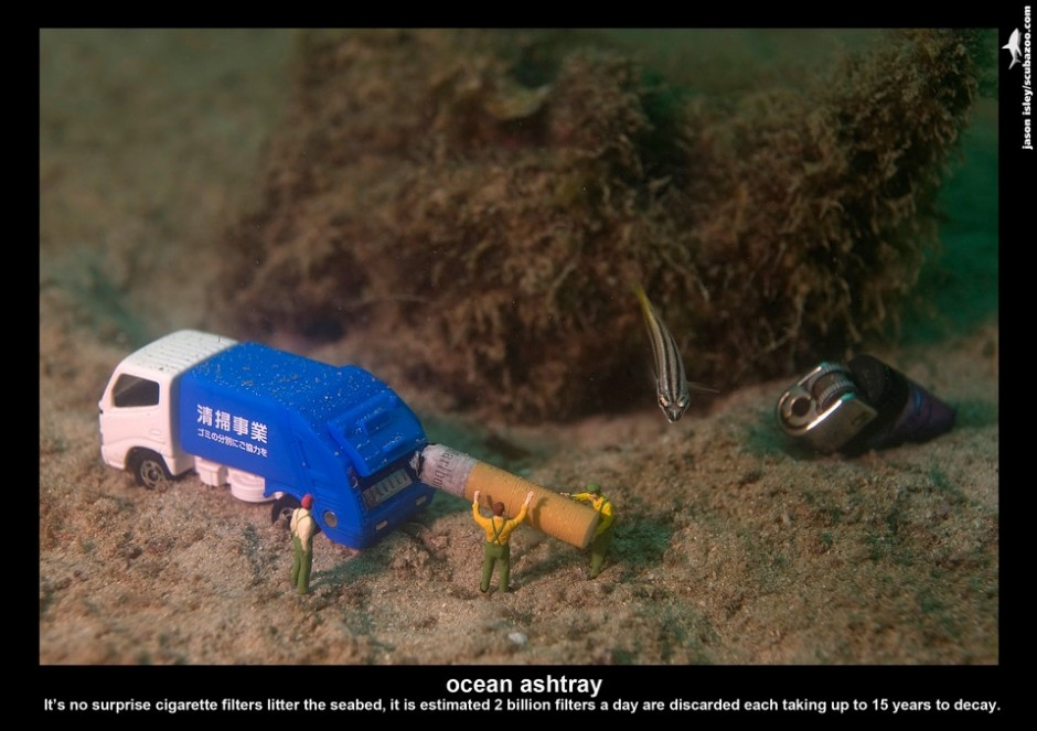 Jason Isley. U/W Miniature Series