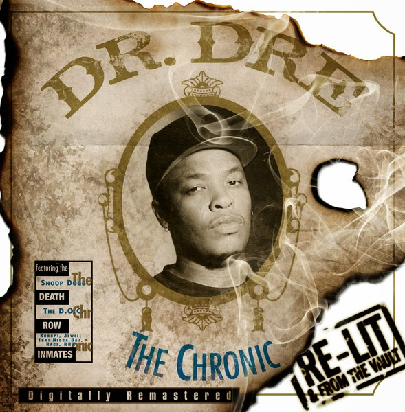 Dr. Dre - Chronic Re-Lit & from the Vault Cover