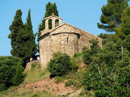 L'ermita de Sant Vicenç de Vilarassau