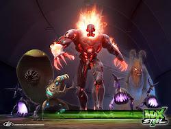 Toxzon y sus Mutantes Tóxicos