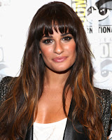 'Glee' star Lea Michele was having a 'girls' night' when she learned of Cory Monteith's death