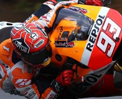 Marquez: Untuk Menang di Brno Nanti Akan Sangat Berisiko