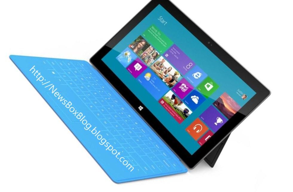 New Microsoft Mini Surface Tablet Windows8 Computer 2012
