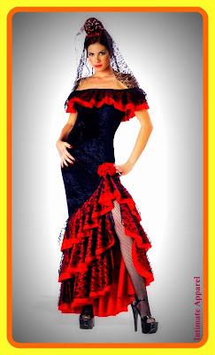 Senorita Cinco De Mayo Costume