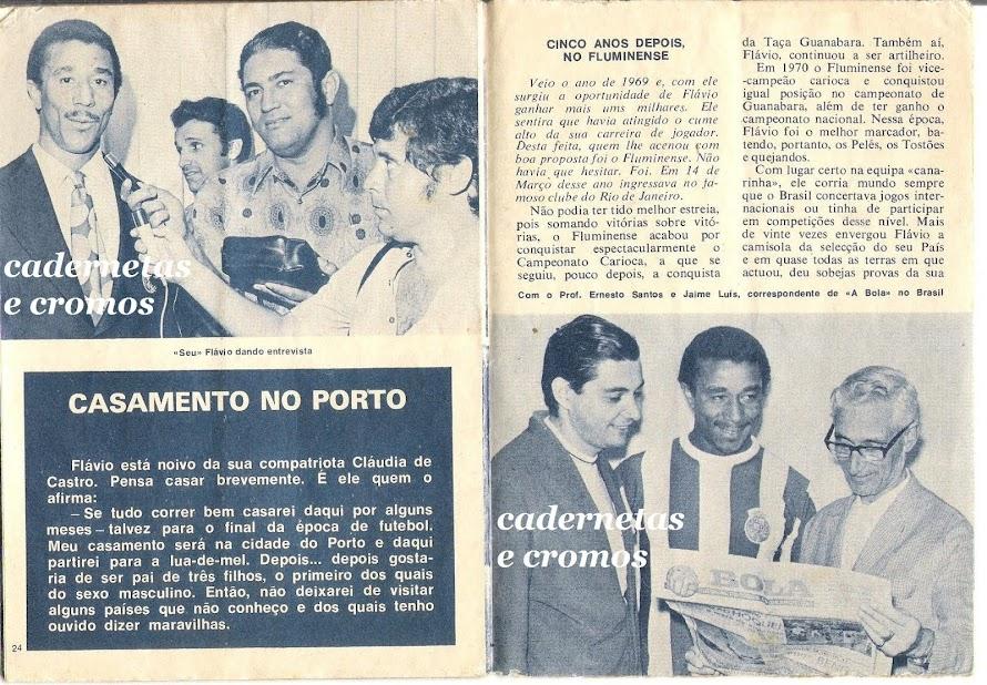FIGURAS DO FUTEBOL PORTUGUÊS