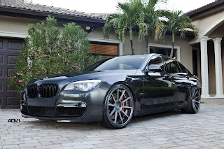 BMW M7 on ADV.1 WHEELS Active Autowerke HD Wallpaper