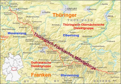 Fränkisches Thüringen
