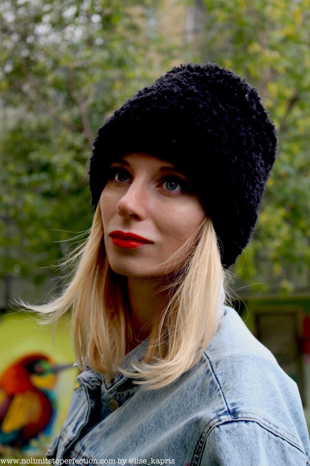 fashion blogger lise capris