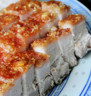 Crispy Cantonese Roast Belly Pork