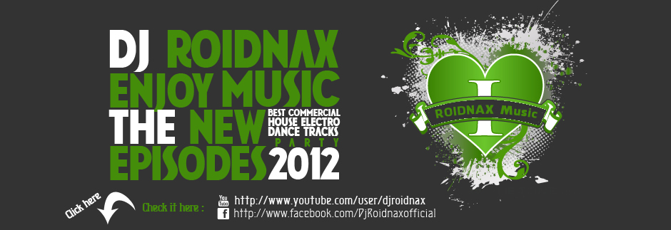 Dj Roidnax - Site Officiel
