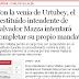 ¿Qué sabe el intendente de Salvador Mazza del Gobernador?