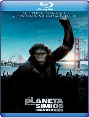 El Planeta de Los Simios Revolucion – BRRIP LATINO 1080P