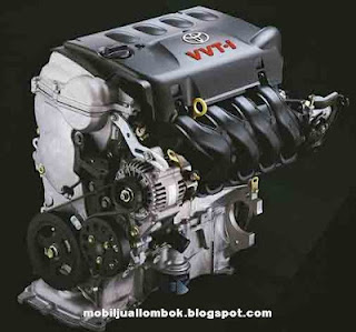Gambar mesin VVT-i Toyota 1NZ-FE