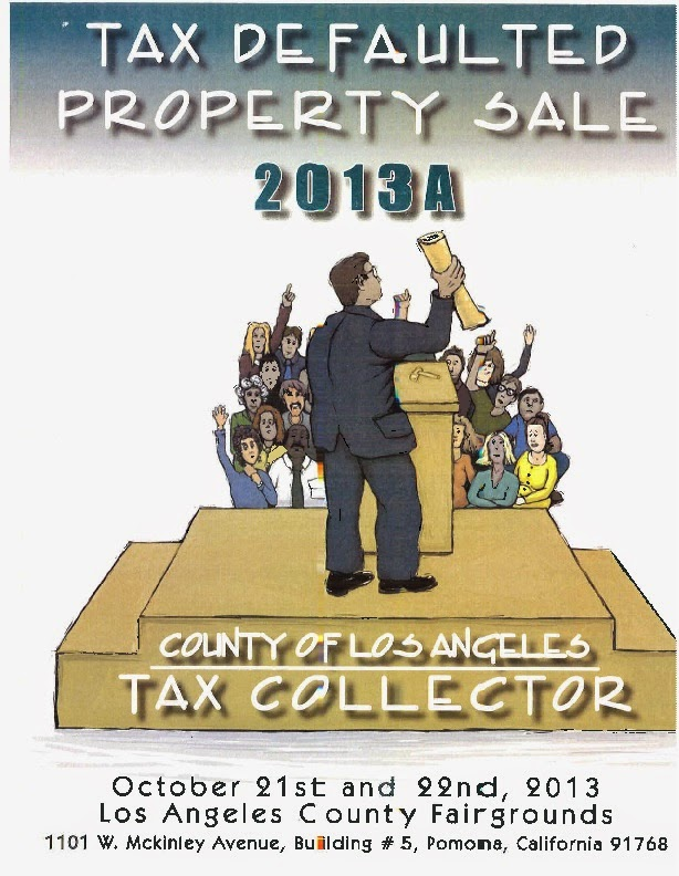 Los Angeles County Property Tax Collector