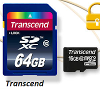 Transcend Announced Card Memory Copy Protection SD/microSD