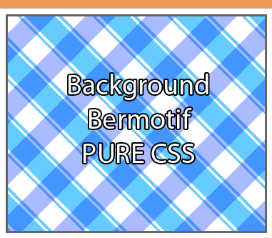 Background Bermotif Pure CSS