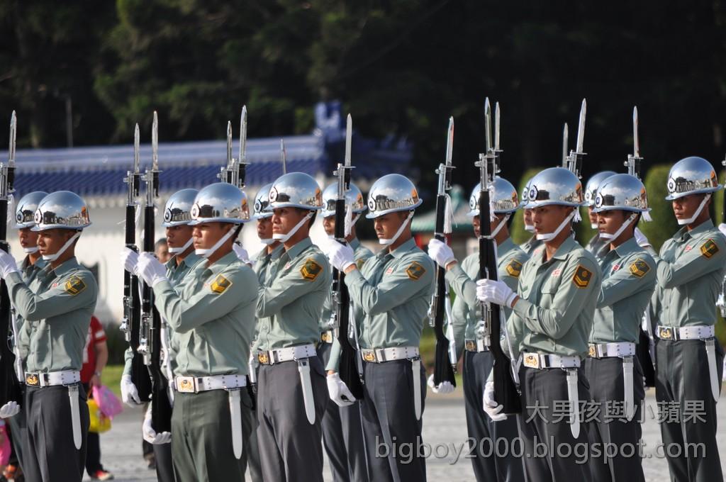 101年國慶預演