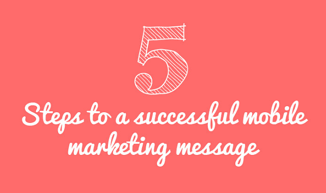 Image: 5 Steps to a Successful Marketing Message