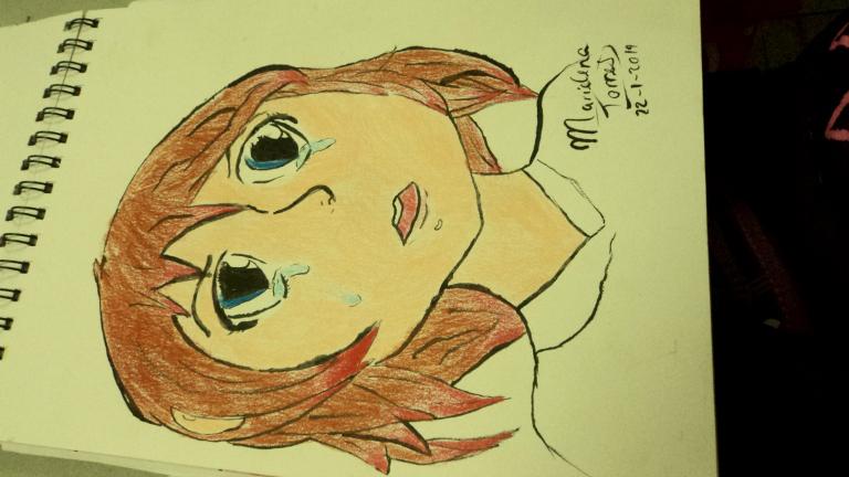 Curso de dibujo manga verano 2014