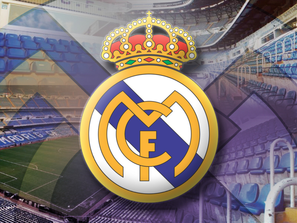 Real Madrid Logo Wallpaper d1u21 Real Madrid Masaüstü HD Resimleri