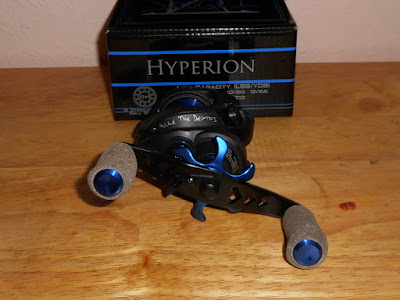 Derek herring fishing sixgill fishing hyperion reel review for Sixgill fishing reels
