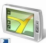 sensore di posizione Windows 7