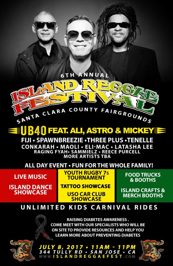 6th Annual Island Reggae Festival