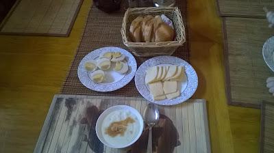простой завтрак