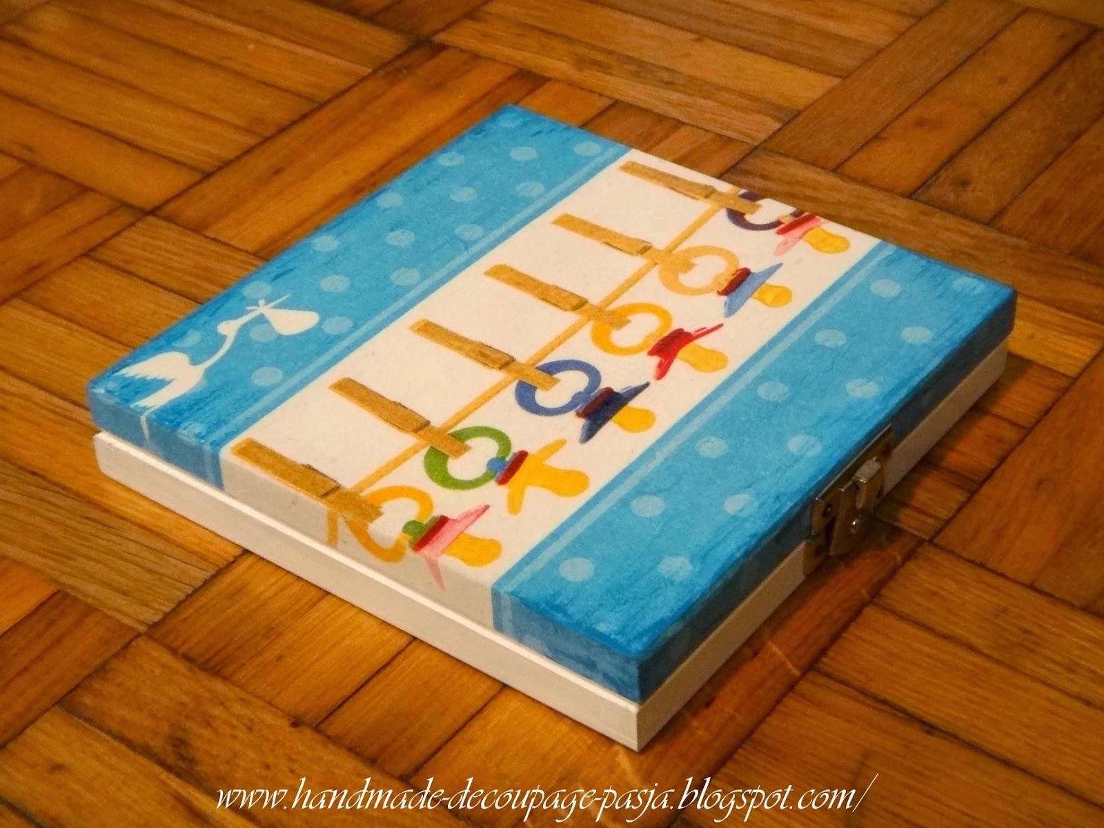 Pudełko na płyty
