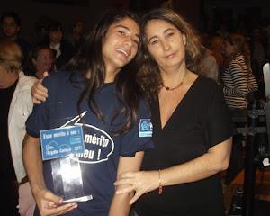 MÉRITO ESCOLAR - E.M. FREI GASPAR 2010