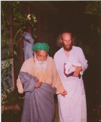 Yogi Ramsuratkumar and Lee Lozowick