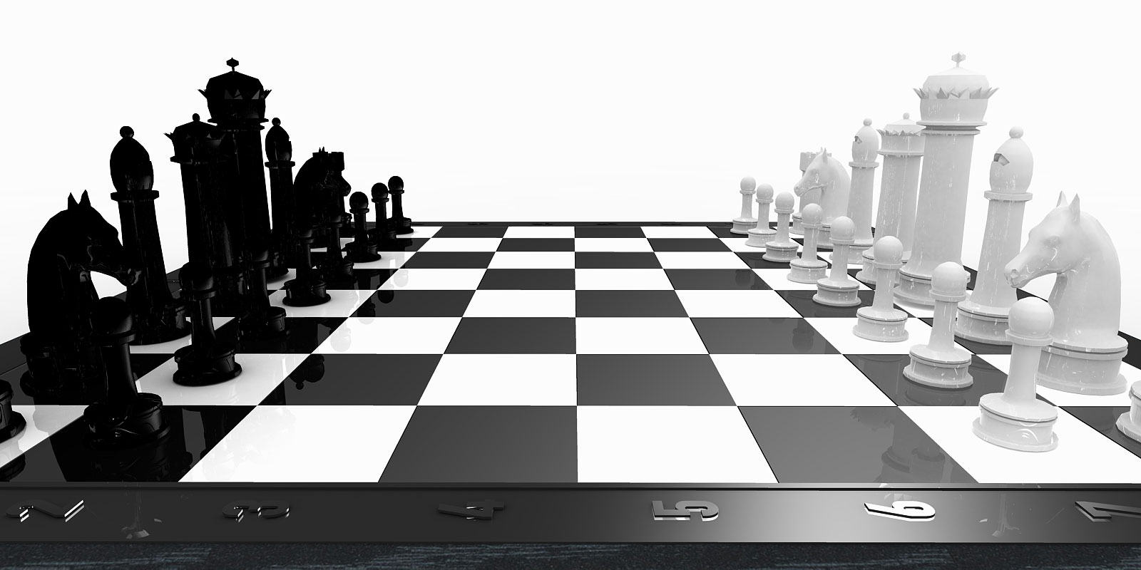 QQ Wallpapers Chess